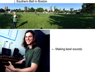 I've Moved to Boston!