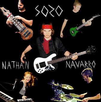 Nathan Navarro - Sozo purchase