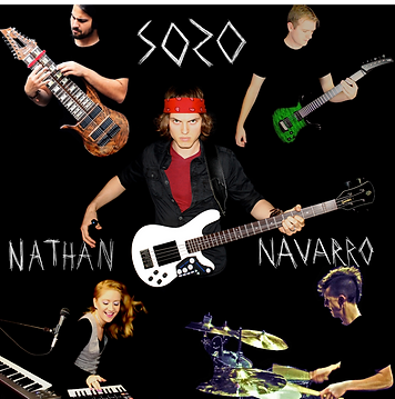 Nathan Navarro - Sozo purchase