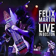 Felix-Martin-live-in-boston-album-cover.