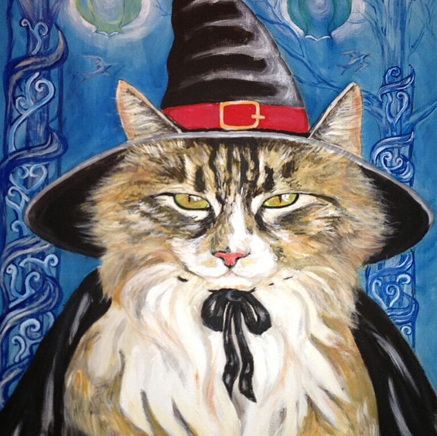 Peg as Catwitch