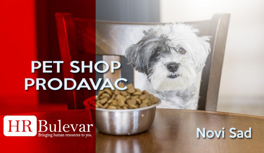Beograd, Posao, Internet, Prodavac, pet shop, kućni ljubimac