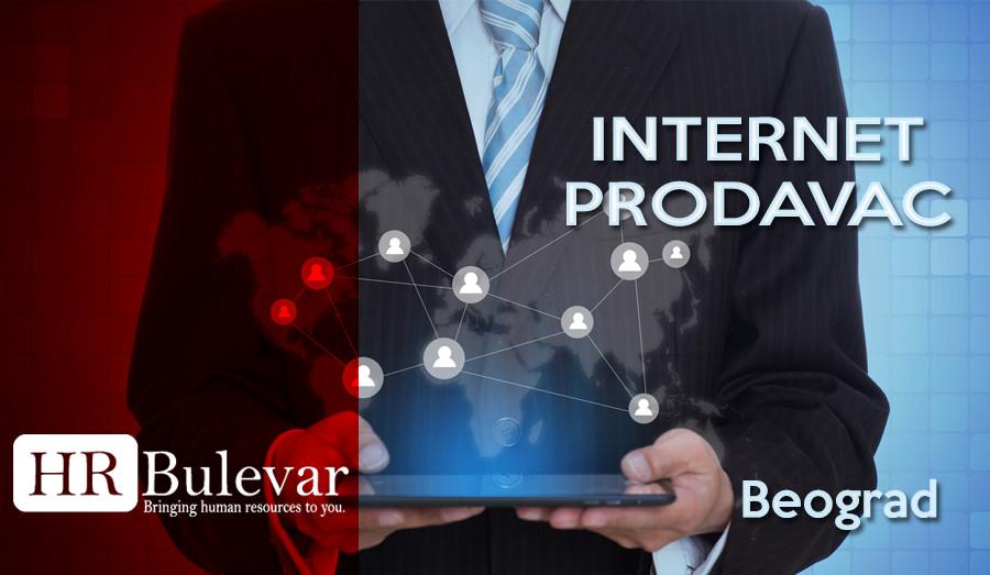 Beograd, Posao, Internet, Prodavac