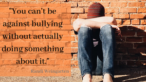 I Was Bullied On-Line: Now What?