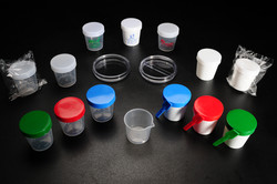 Descartáveis para uso laboratorial