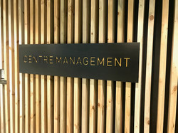 Centre Management