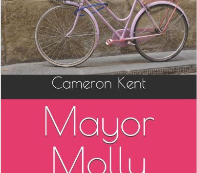 My middle-grade novel, Mayor Molly, is here!
