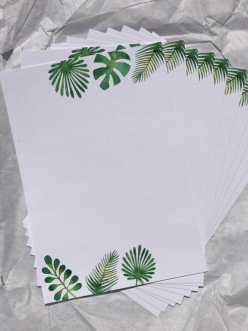 Extradickes Papier A4 | palm
