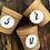Thumbnail: Kraftpapier-Becher mit Deckel