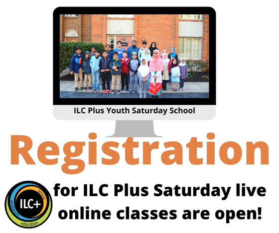 Registration is Open for ILC Plus Saturday School