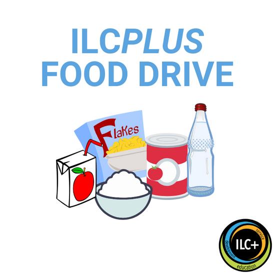 ILCPlus Food Drive