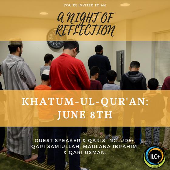Khatam-ul-Quran on Friday, June 8