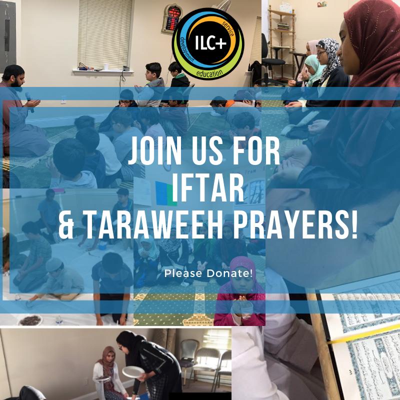 Join us this Ramadan!