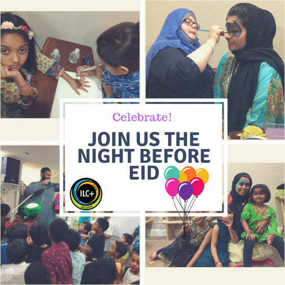 Celebrate with us the Night Before Eid