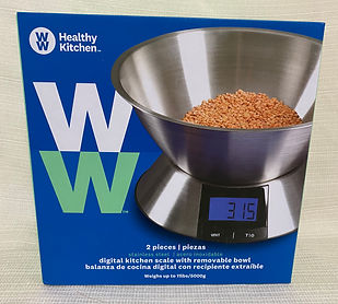 #12 - Healthy Kitchen Digital Scale with