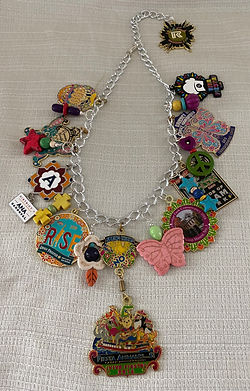 #15 - Fiesta Necklace - _Fiesta Animals_