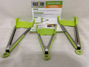 #18 - Clever Tongs (Set of 3)