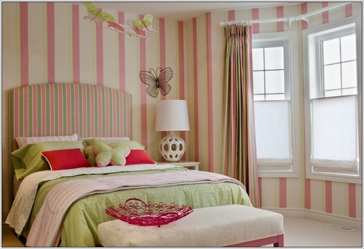 SCM Design Group, Pink stripes paint