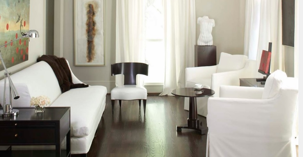 SCM Design Group living room ideas