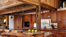 Organic and rustic design for your Kitchen