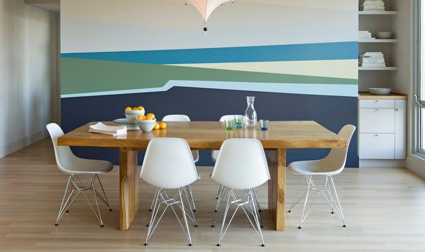 SCM Design Group modern art wall