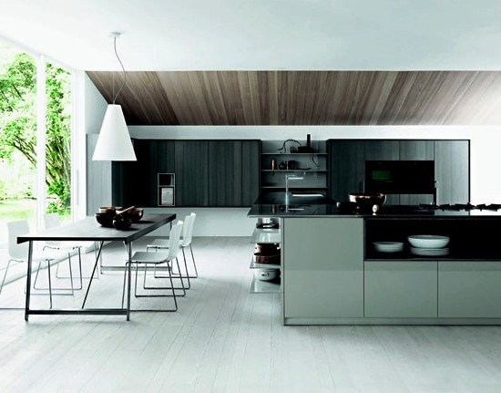  SCM Design Group contemporary kitchen