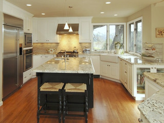 The Best Paint Colors for a Kitchen