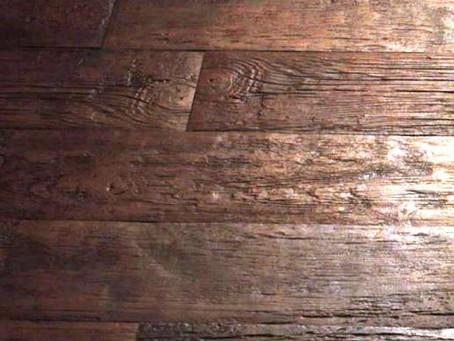 Amazing Wood Tiles!