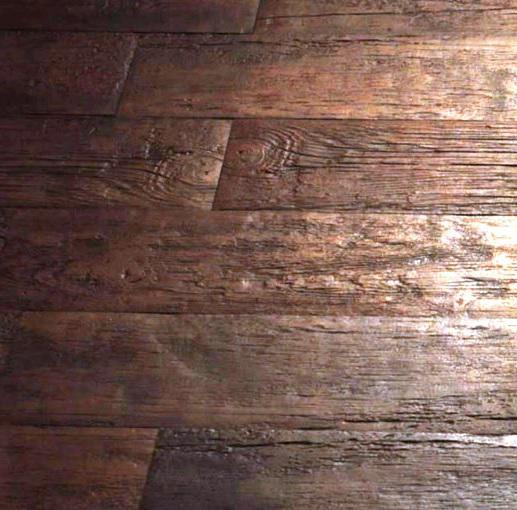 SCM Design Group rustic wood tile