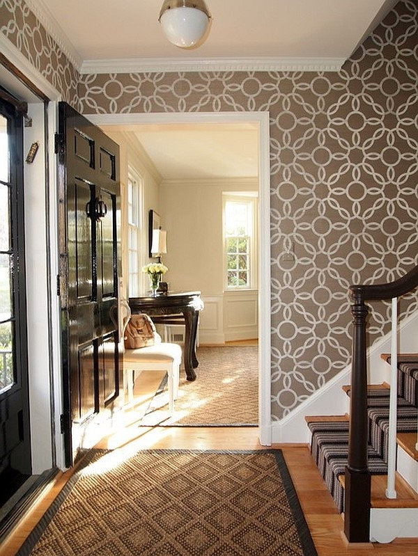 How To decorate entry in your house, Pablo Arguello, Interior Designer, The Woodlands TX.