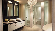 How to make a statement in your Master Bathroom