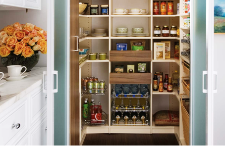 New look for your pantry!