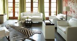 SCM Design Group hardwood and rug