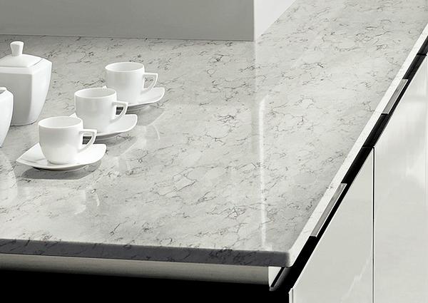 SCM Design Group grey quartzite counter