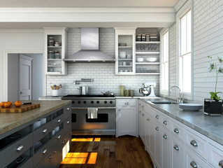 SUBWAY TILES: AN UPDATED SPIN ON A DESIGN CLASSIC!