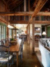 Reclaimed wood, kitchen barn design, Pablo Arguello, SCM Design Group, TWRS Painting Contractors