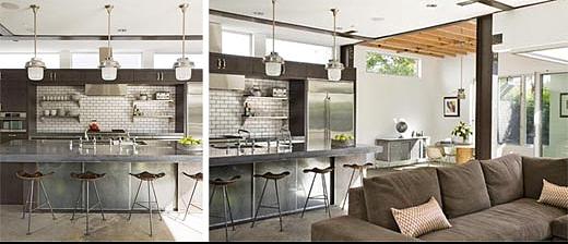 SCM Design Group industrial kitchen design