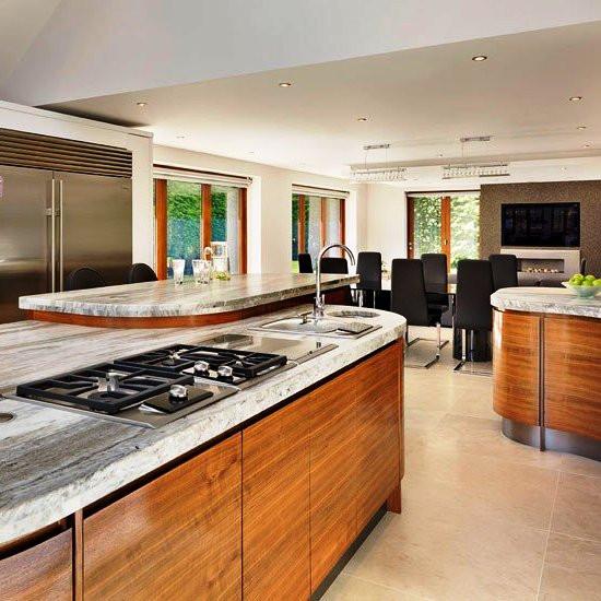  SCM Design Group large kitchen