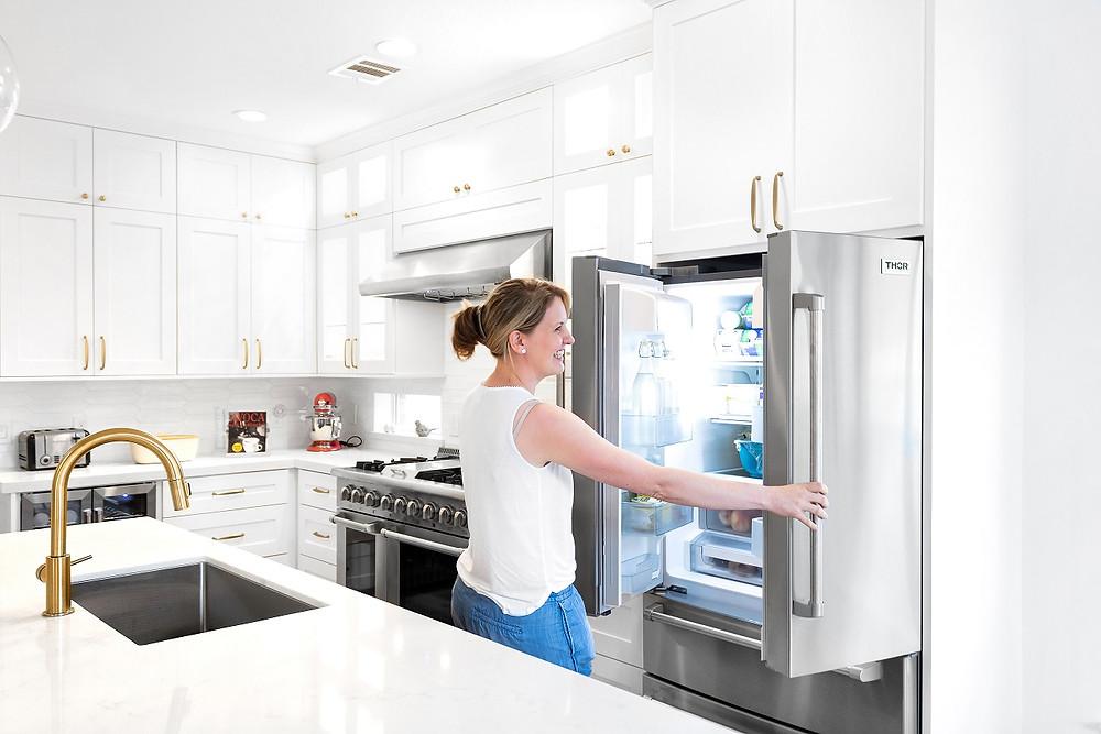 SCM Design Group modern kitchen focal point