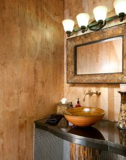 SCM Design Group venetian plaster