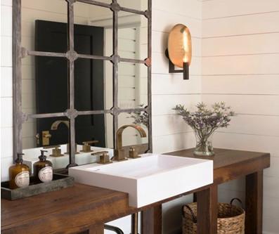 Great Ideas for your Powder Bath