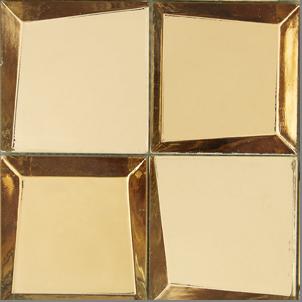 Backsplash redefined! - Abstract Glass Tile
