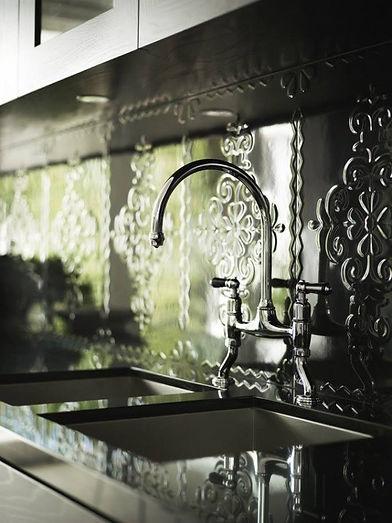 Back splash ideas, Kitchen ideas, Pablo Arguello