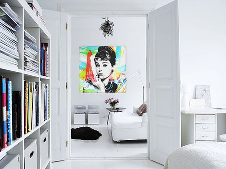 Color White - Trend 2016, White walls are right for you!
