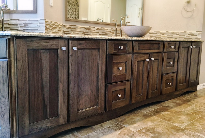 SCM Design Group - Shaker Vanity