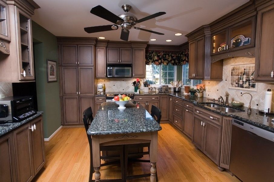 The Woodlands Kitchen Cabinets