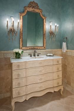 SCM Design Group tall dresser vanity