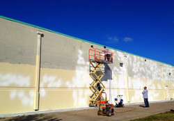 SCM Design Group building painting