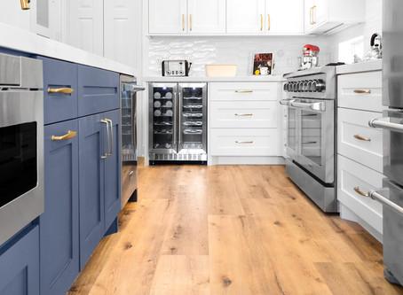 Should I use luxury vinyl planks instead of engineered wood?