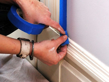 The Woodlands residential painting services, Houston, Spring